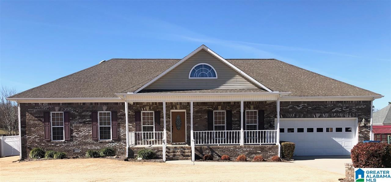 37 LAZY BROOK DR, Oxford, AL 36203 - MLS#: 1274016