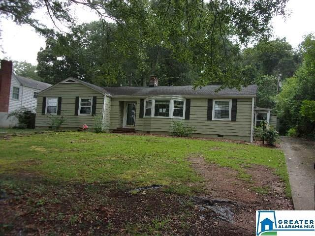 813 COLEMAN DR, Anniston, AL 36207 - MLS#: 895039
