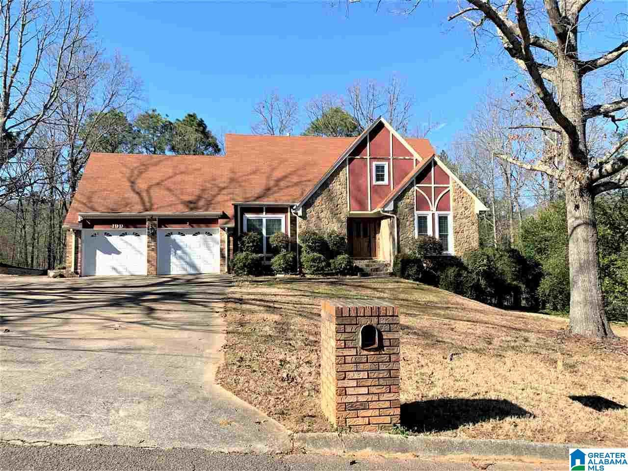 199 MONTCLAIR CIR, Oxford, AL 36203 - MLS#: 1276245
