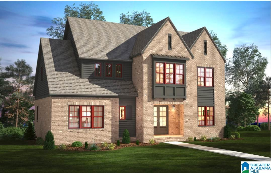 1502 BLACKRIDGE RD, Hoover, AL 35244 - MLS#: 1278324