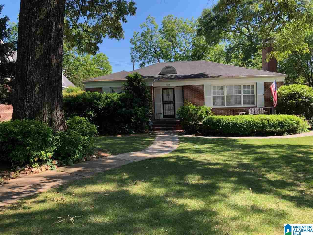 1012 FOREST LN, Anniston, AL 36207 - MLS#: 883375