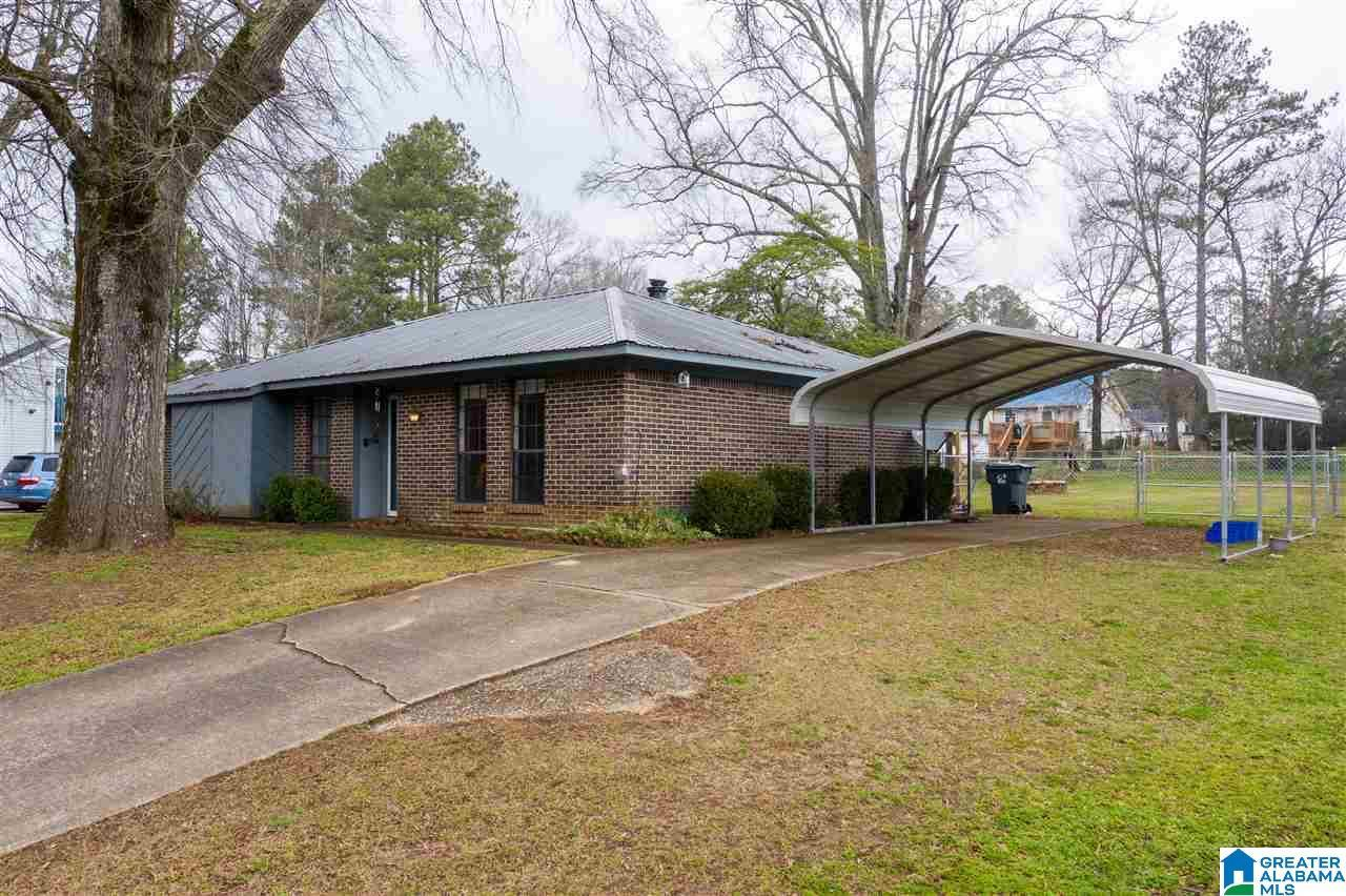 23 TWIN OAKS DR, Anniston, AL 36207 - MLS#: 1277382