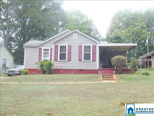 420 KNOX AVE, Anniston, AL 36207 - MLS#: 879425