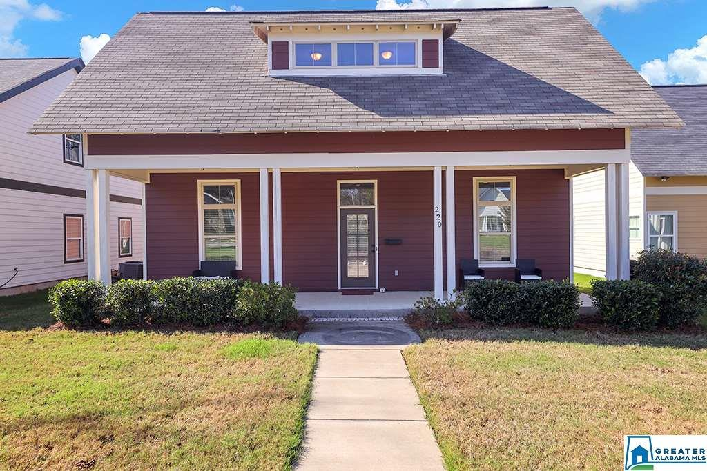 220 59TH ST S, Birmingham, AL 35212 - MLS#: 1270446