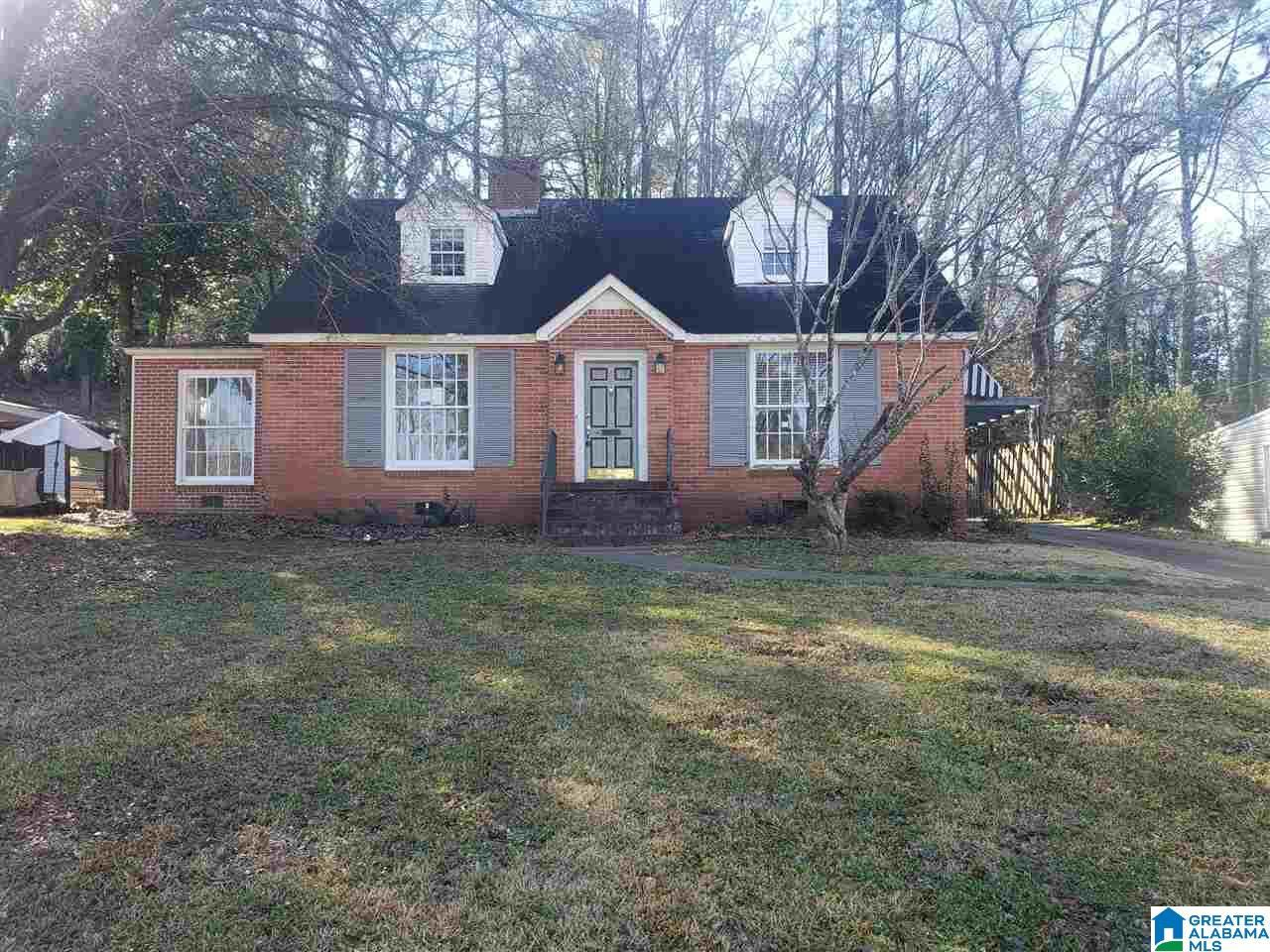105 OLD ROCKFORD RD, Sylacauga, AL 35150 - MLS#: 1277563