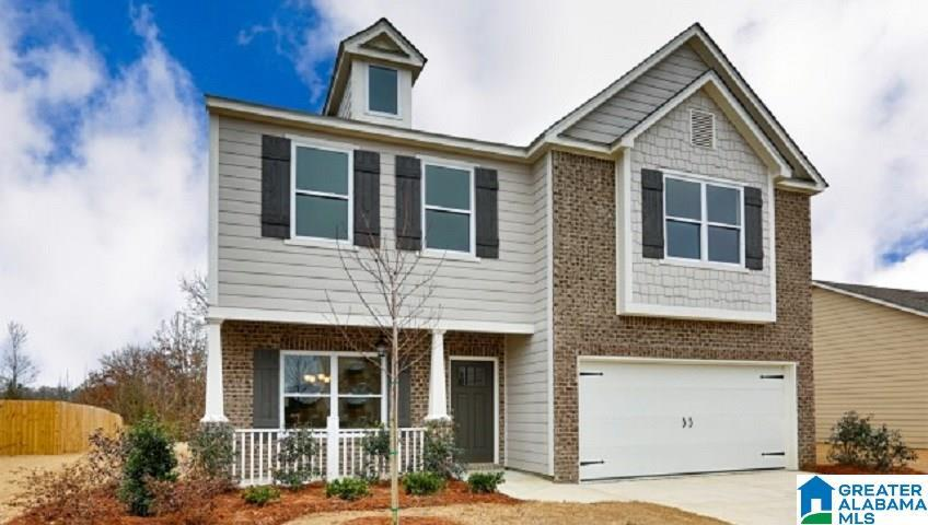 6367 WINSLOW PARC WAY, Trussville, AL 35173 - #: 899563