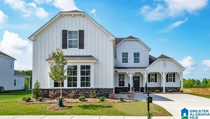 6492 WINSLOW CREST CIRCLE, Trussville, AL 35173 - MLS#: 893609