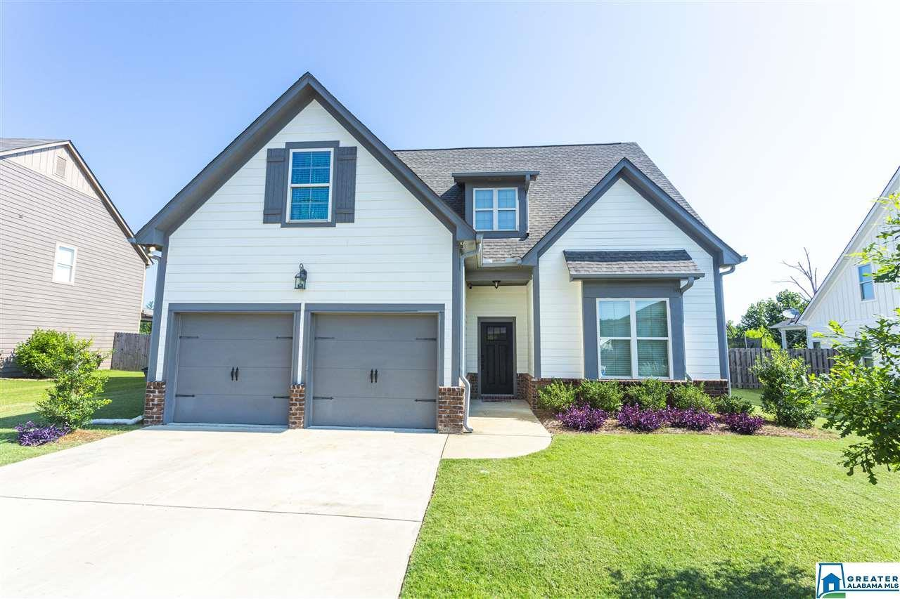 424 BLACKBERRY BLVD, Springville, AL 35146 - #: 891652