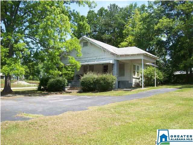 0 OLD EDWARDSVILLE RD, Heflin, AL 36264 - MLS#: 870654