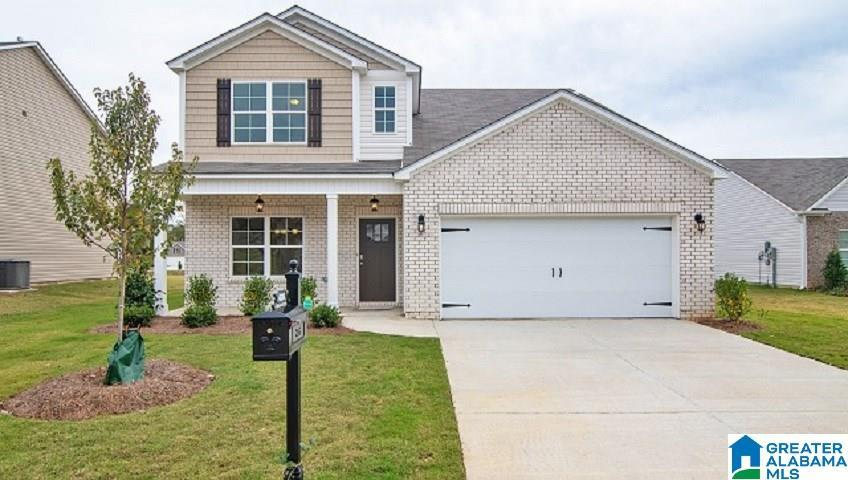 7156 PINE MOUNTAIN CIR, Gardendale, AL 35071 - MLS#: 896863