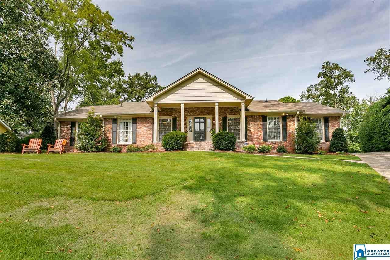 180 PEACHTREE CIR, Mountain Brook, AL 35213 - #: 896057