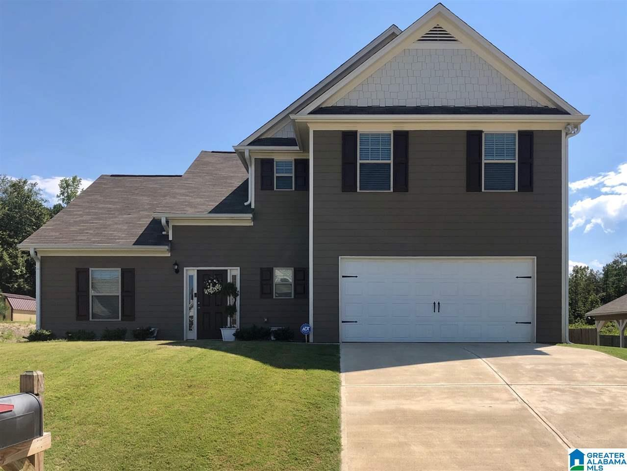 195 SMITH GLEN DR, Springville, AL 35146 - #: 893073
