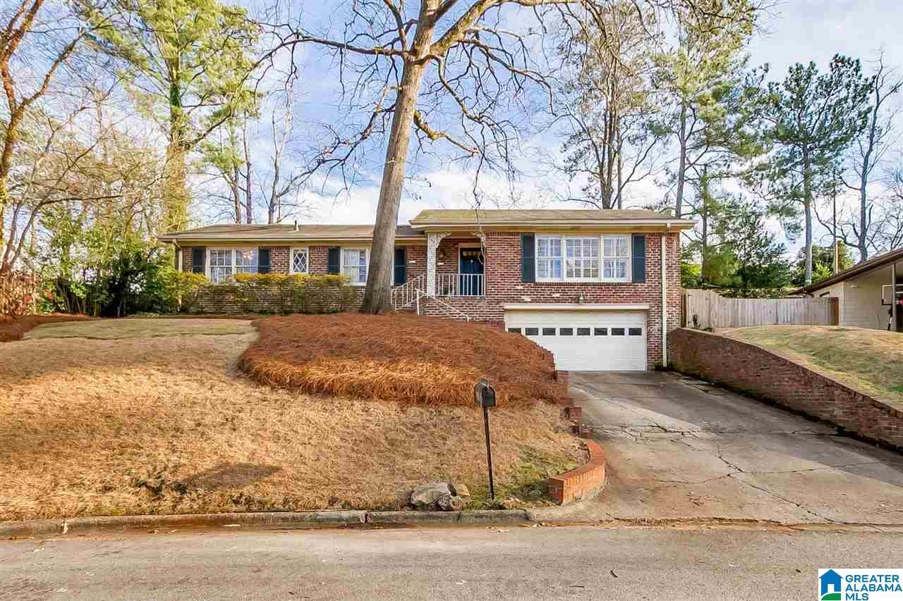3941 FOREST AVE, Mountain Brook, AL 35213 - MLS#: 1273103