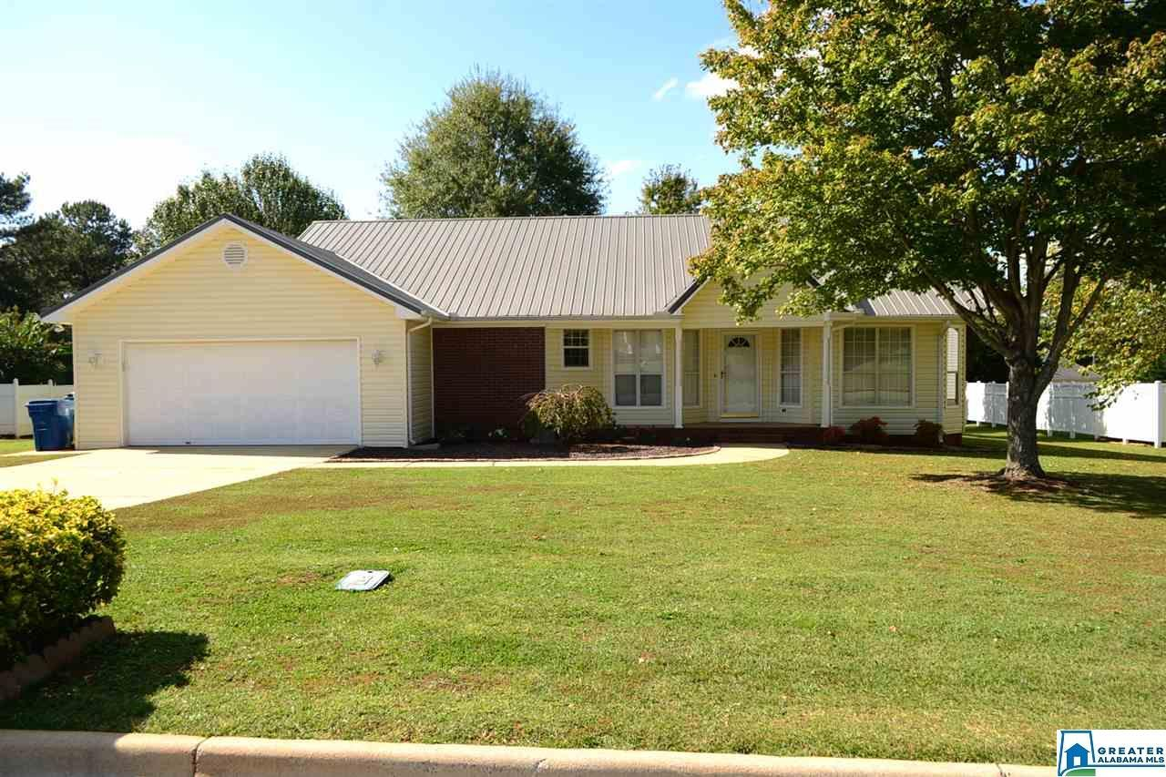 1103 DELWOOD DR, Jacksonville, AL 36265 - MLS#: 899139
