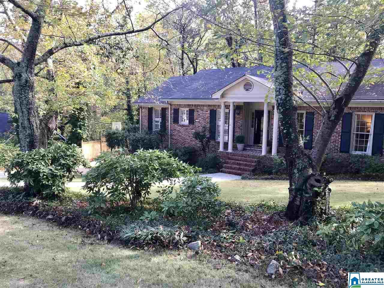 3545 SPRING VALLEY RD, Mountain Brook, AL 35223 - MLS#: 896198