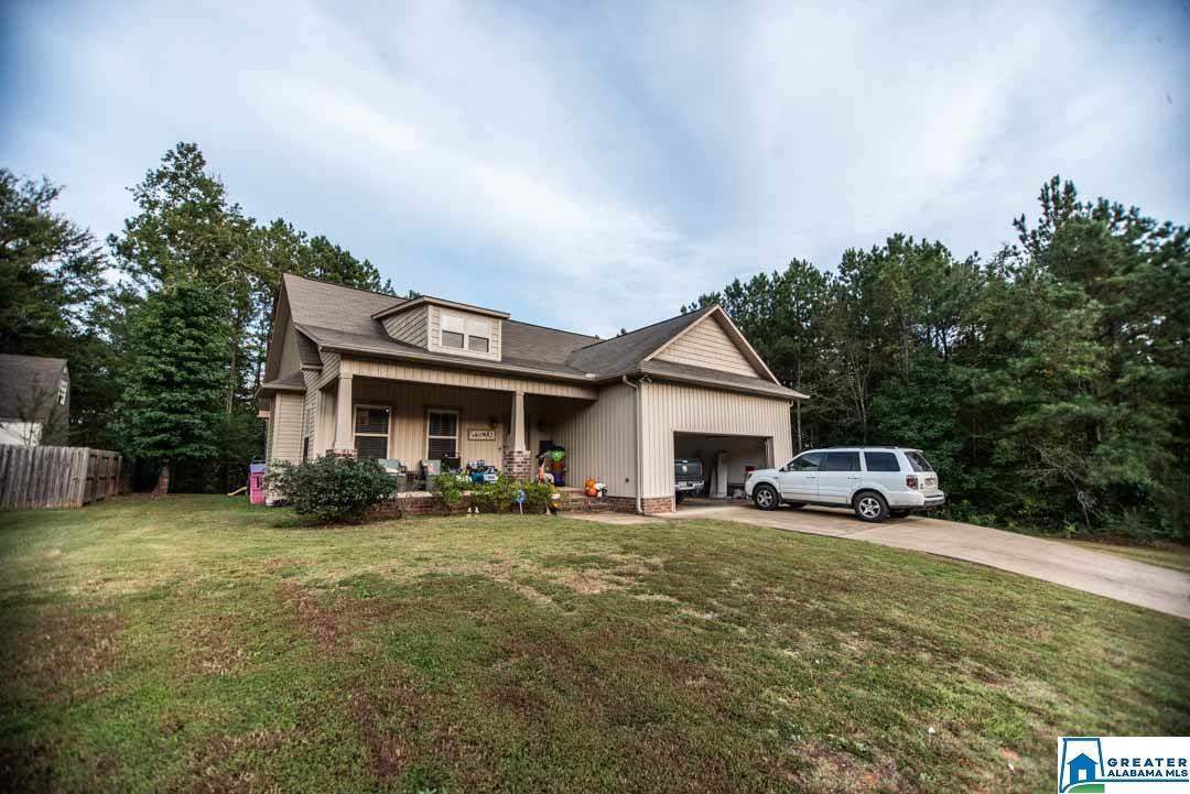 1128 BAYLOR CT, Pell City, AL 35125 - #: 898213