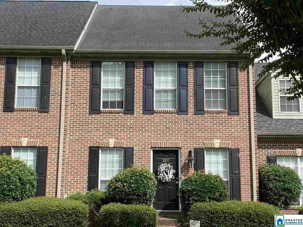 228 MEADOW CROFT CIR, Birmingham, AL 35242 - #: 887219