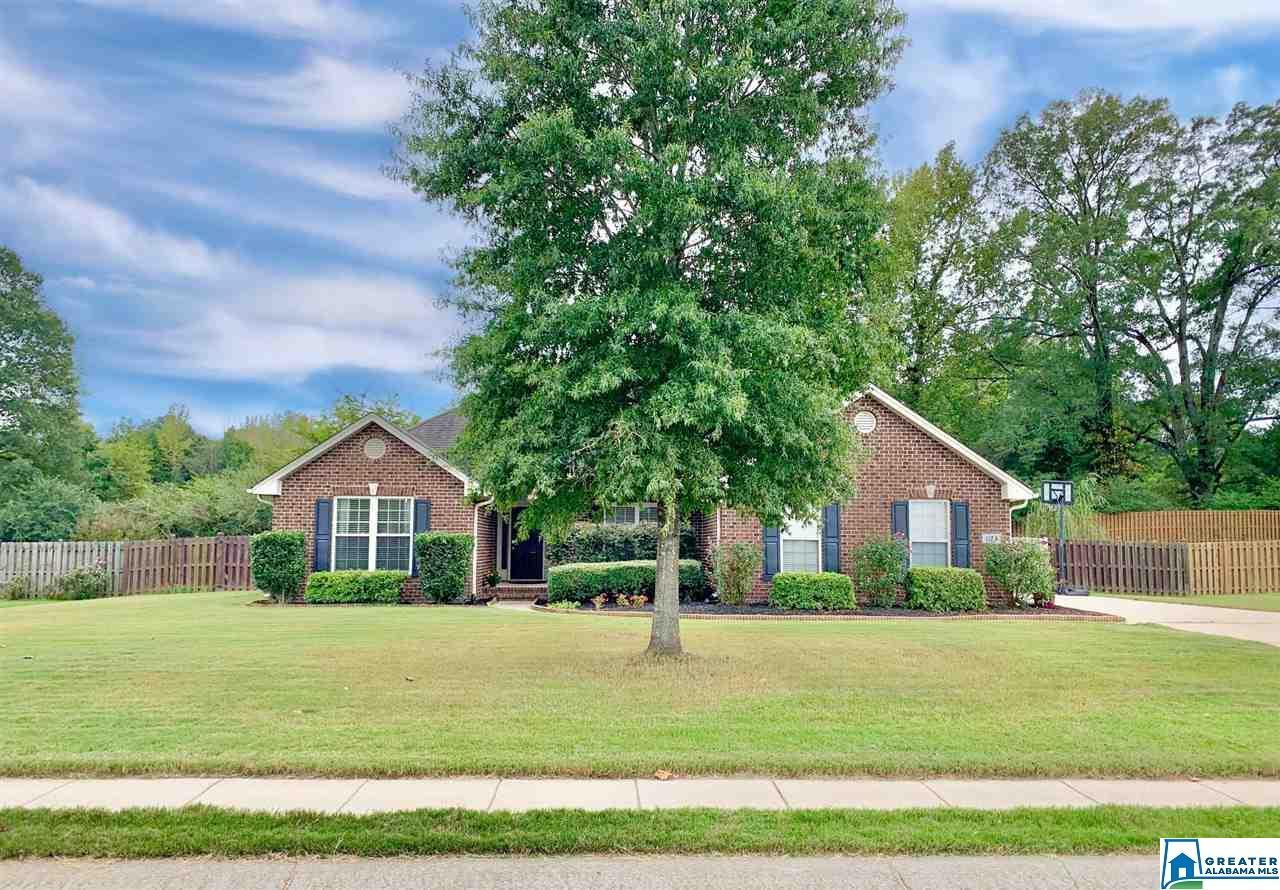 1173 SILVER CREEK LN, Alabaster, AL 35007 - #: 896334