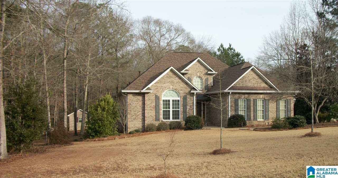 428 EAGLE POINTE DR, Pell City, AL 35128 - MLS#: 1274344