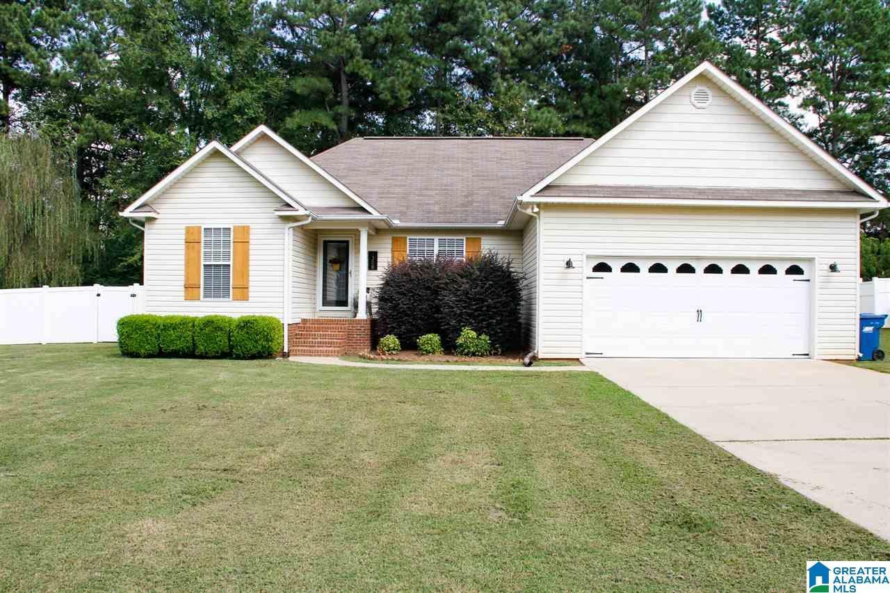 1308 AMANDA LN, Jacksonville, AL 36265 - MLS#: 896348