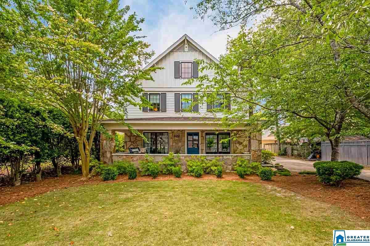 332 CHERRY ST, Mountain Brook, AL 35213 - MLS#: 889476