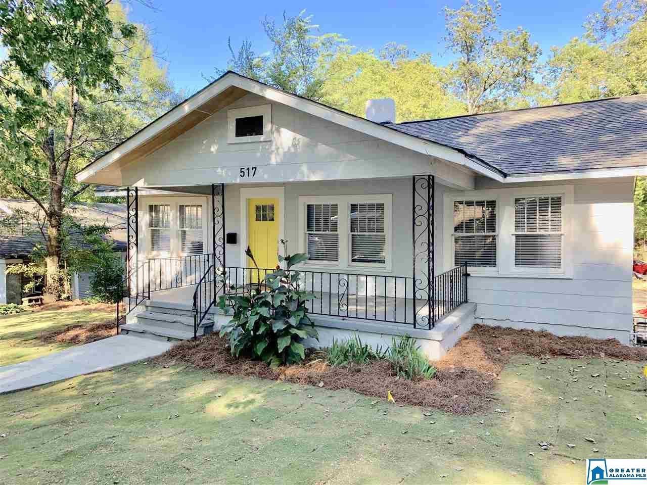 517 59TH PL S, Birmingham, AL 35212 - MLS#: 897489