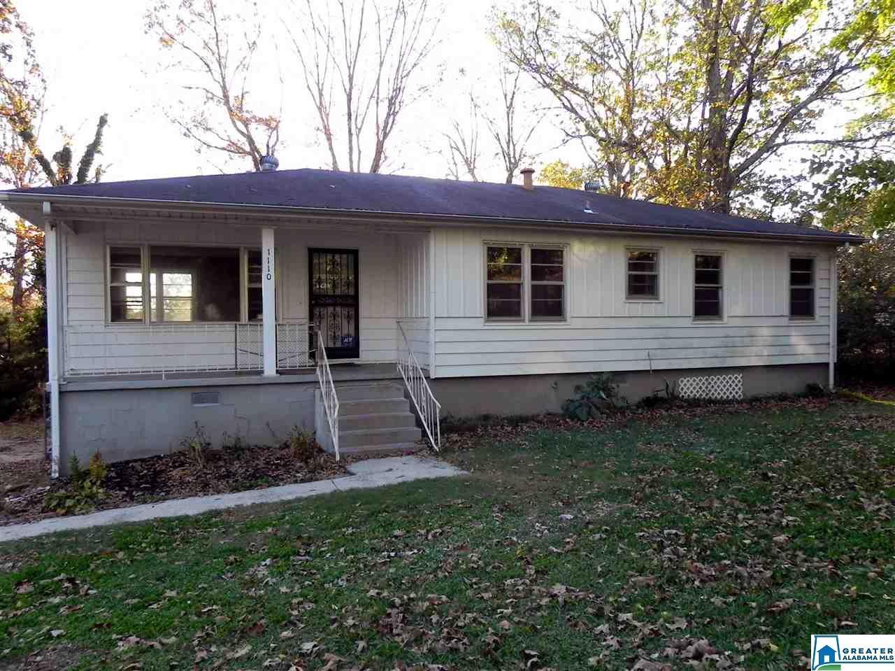 1110 RAINBOW CIR, Anniston, AL 36207 - MLS#: 901651