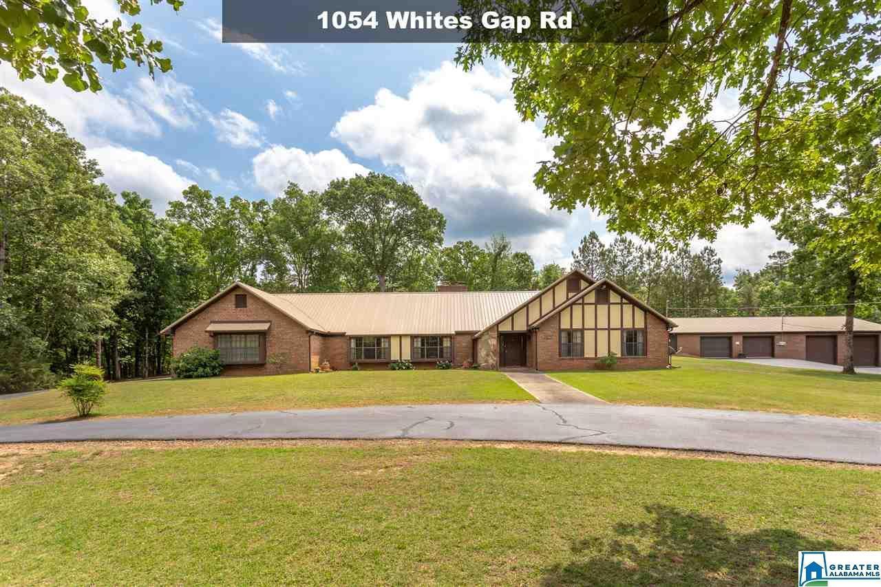 1054 WHITES GAP RD SE, Jacksonville, AL 36265 - MLS#: 896737