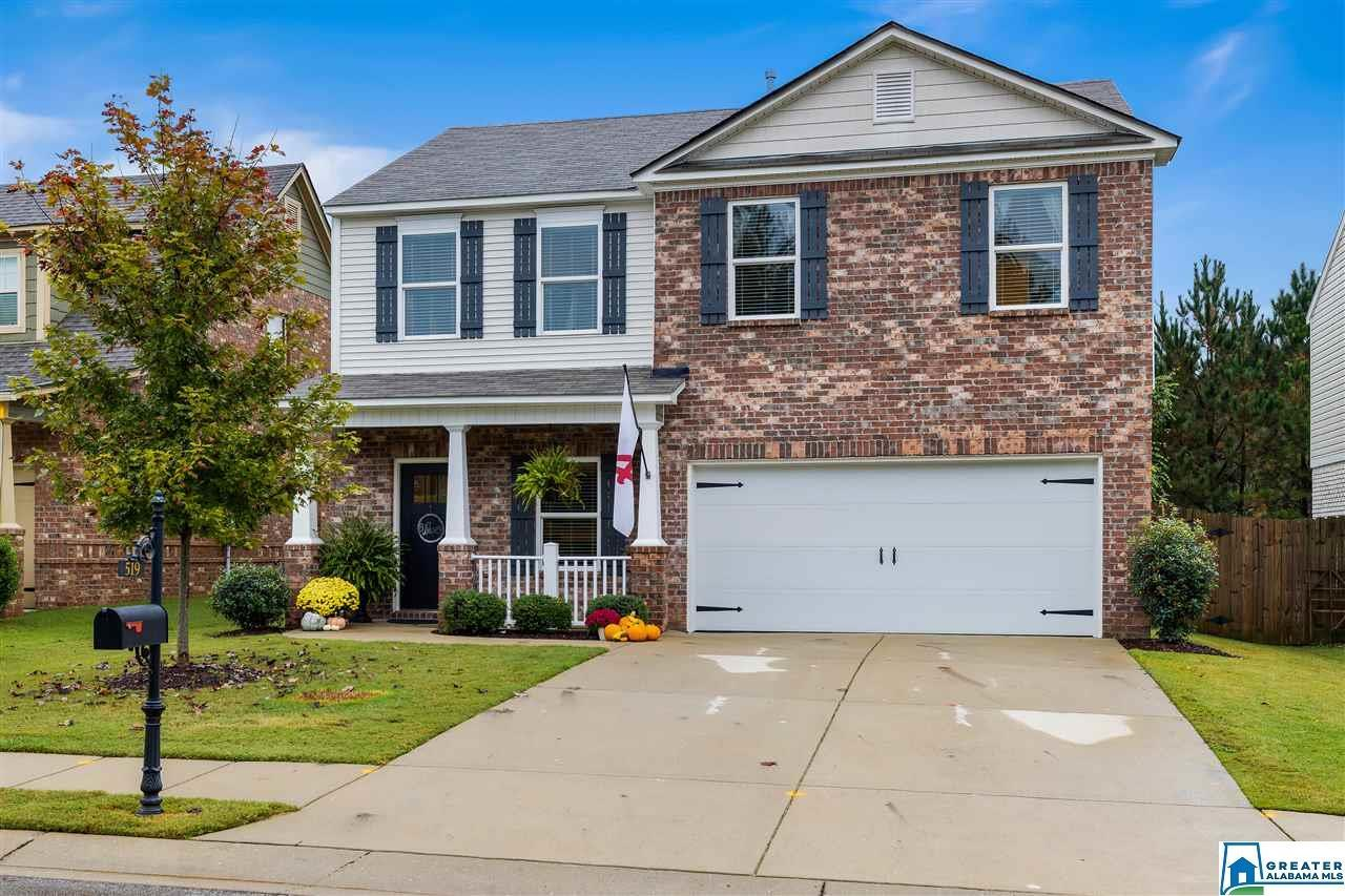 519 GLEN CROSS COVE, Trussville, AL 35173 - #: 899795