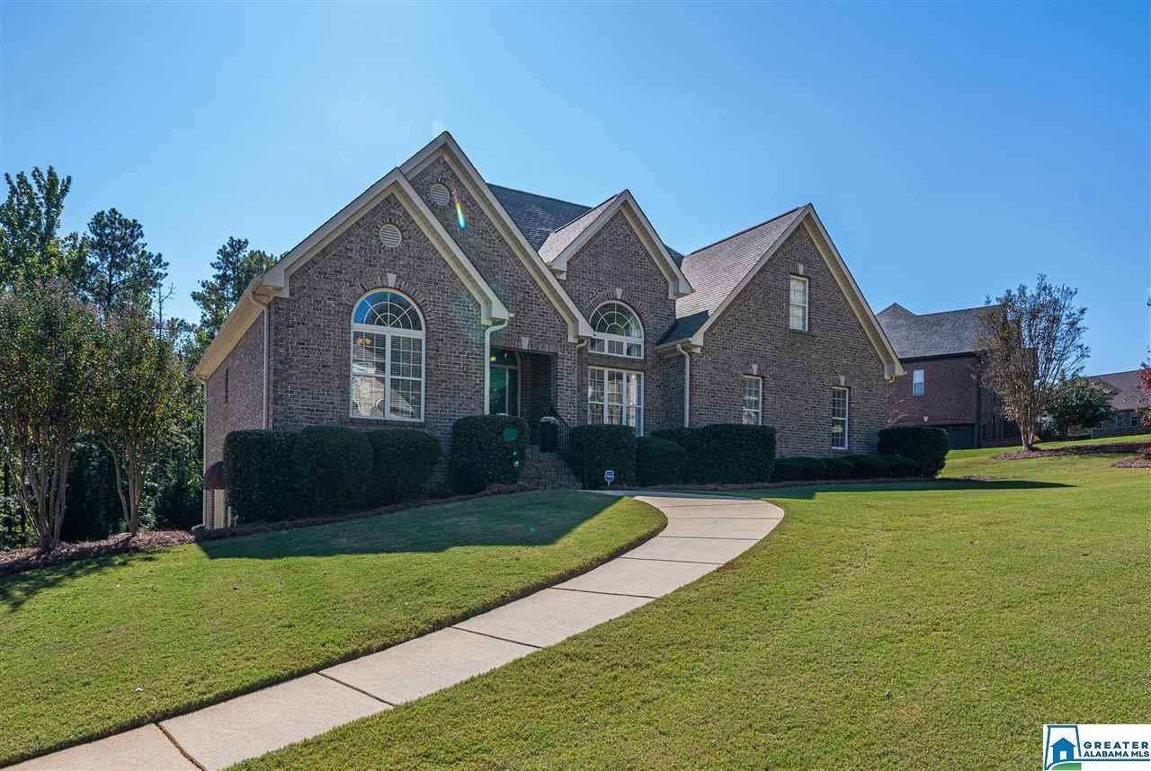 4014 OVERLOOK WAY, Trussville, AL 35173 - #: 898881