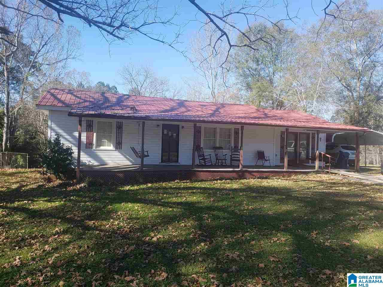 193 THOMAS ST, Heflin, AL 36264 - MLS#: 901893