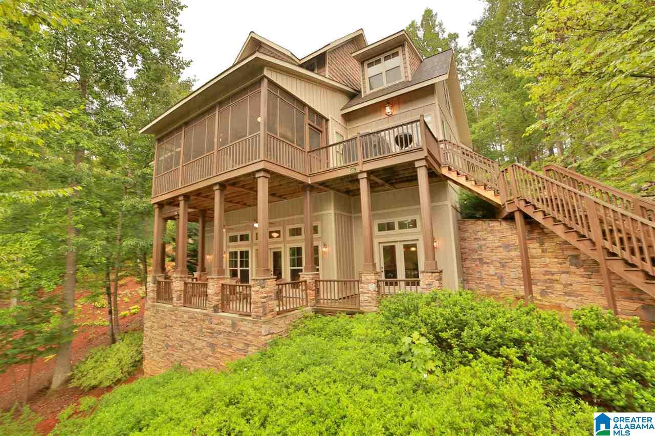 138 MONTIES POINTE LN, Wedowee, AL 36278 - MLS#: 895914