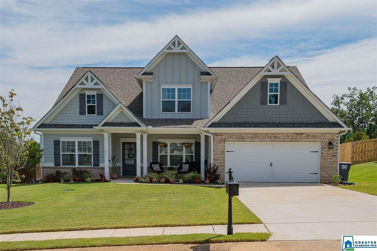 495 LAKERIDGE DR, Trussville, AL 35173 - MLS#: 896976