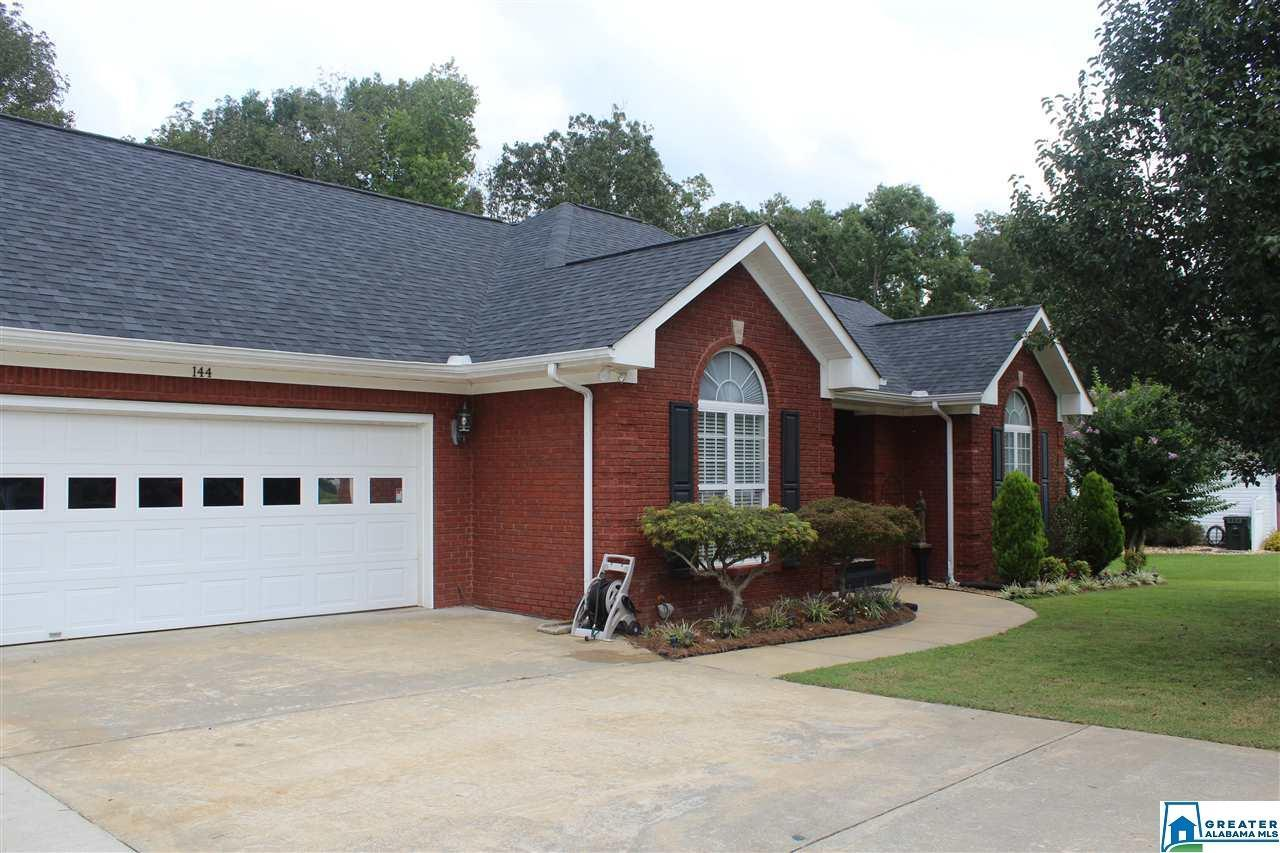 144 LILLIAN LN, Anniston, AL 36207 - MLS#: 894999