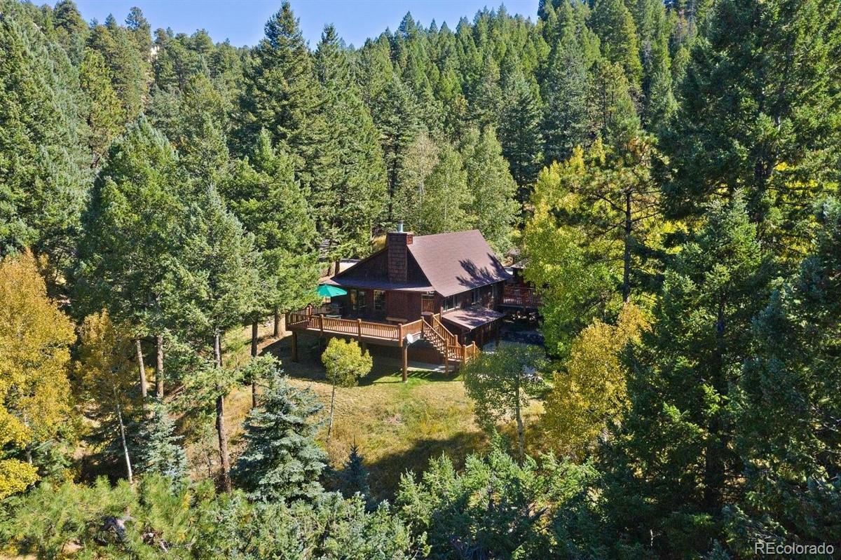 25358 Stanley Park Road, Evergreen, CO 80439 - #: 9844003