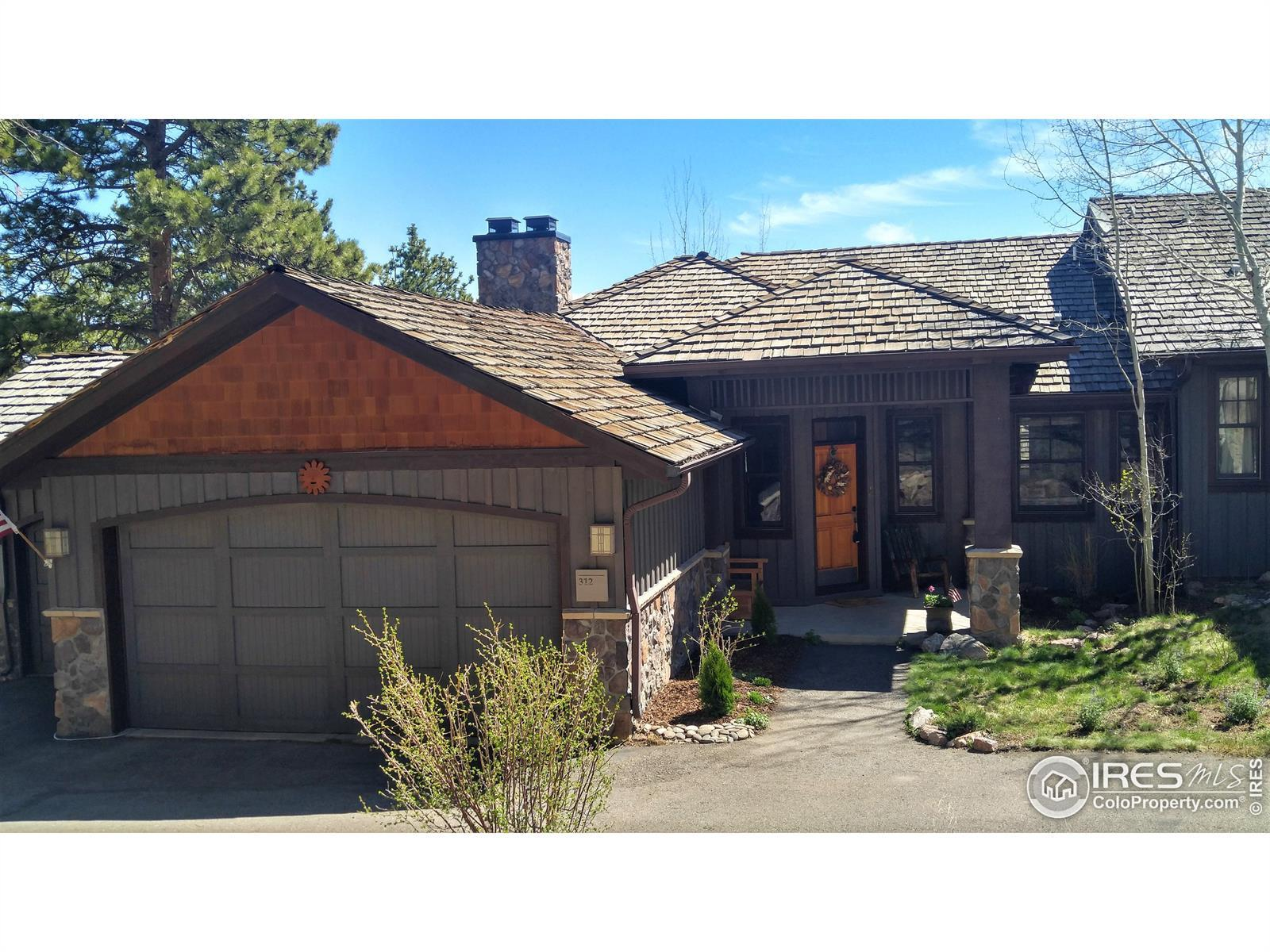 312 Juniper Court, Red Feather Lakes, CO 80545 - #: IR932006