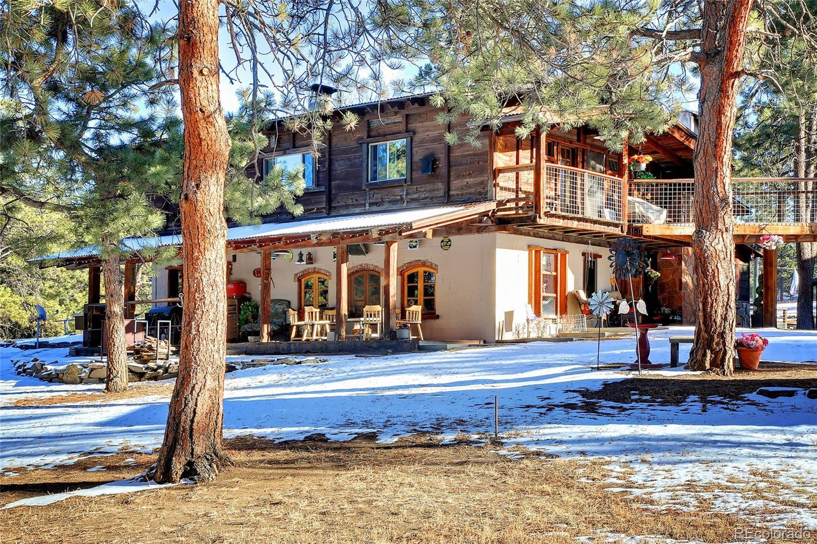 5709 S Skyline Drive, Evergreen, CO 80439 - #: 8899011