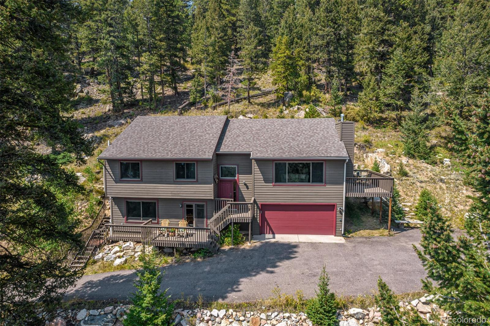 31021 Pike View Drive, Conifer, CO 80433 - #: 2424014