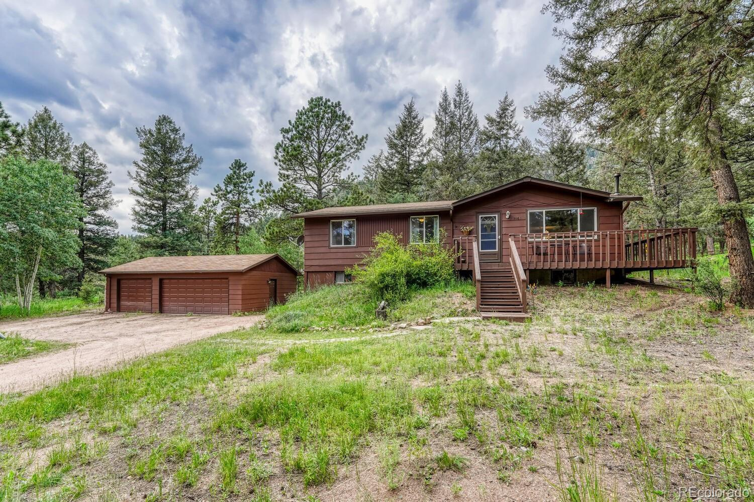 31168 Witteman Road, Conifer, CO 80433 - #: 6305015
