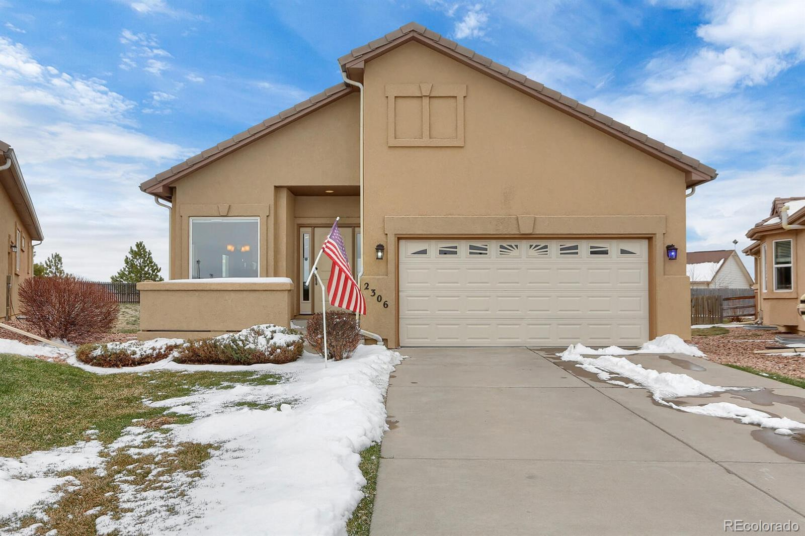 2306 Creek Valley Circle, Monument, CO 80132 - MLS#: 6703015