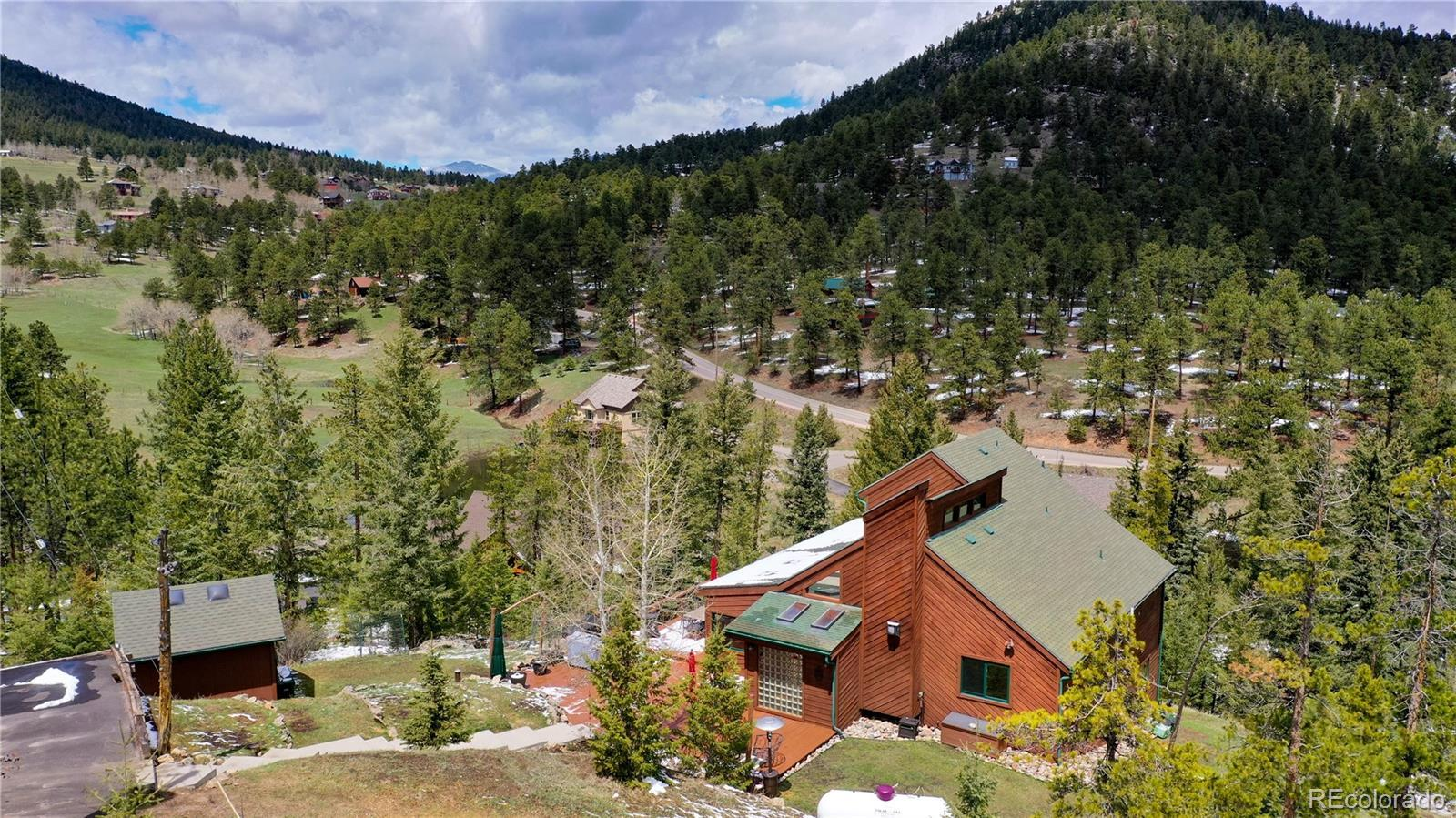 6484 Erie Run, Evergreen, CO 80439 - #: 8011016