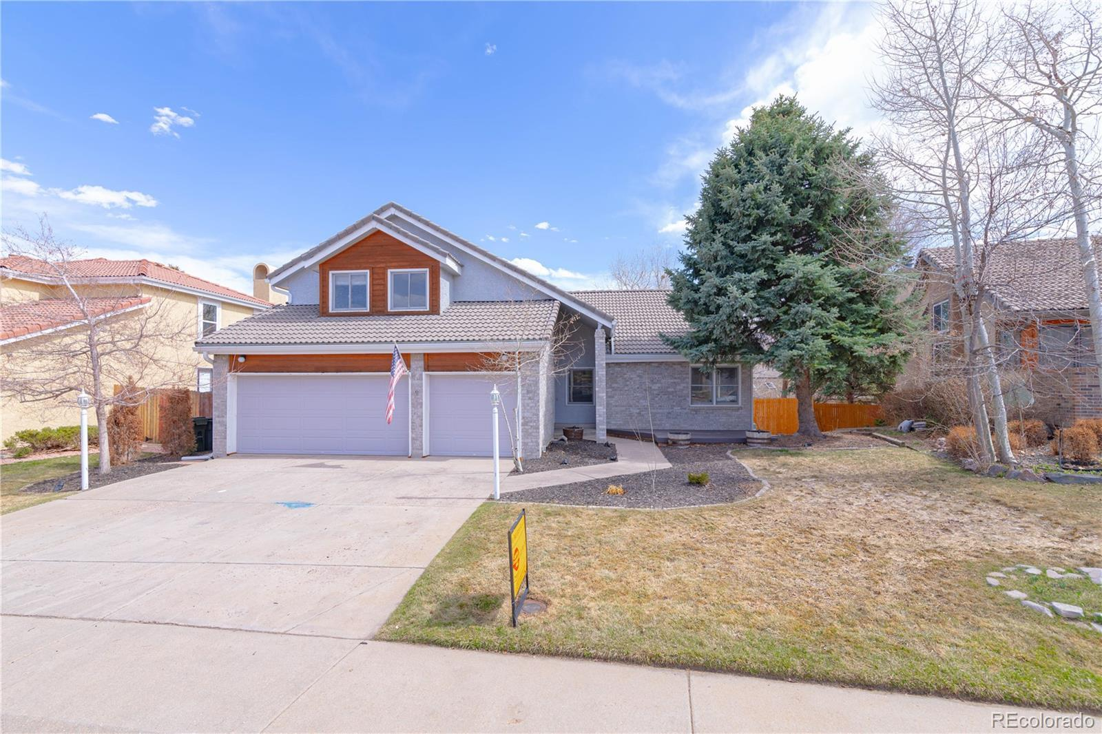 7948 Eagle Feather Way, Lone Tree, CO 80124 - #: 2778017