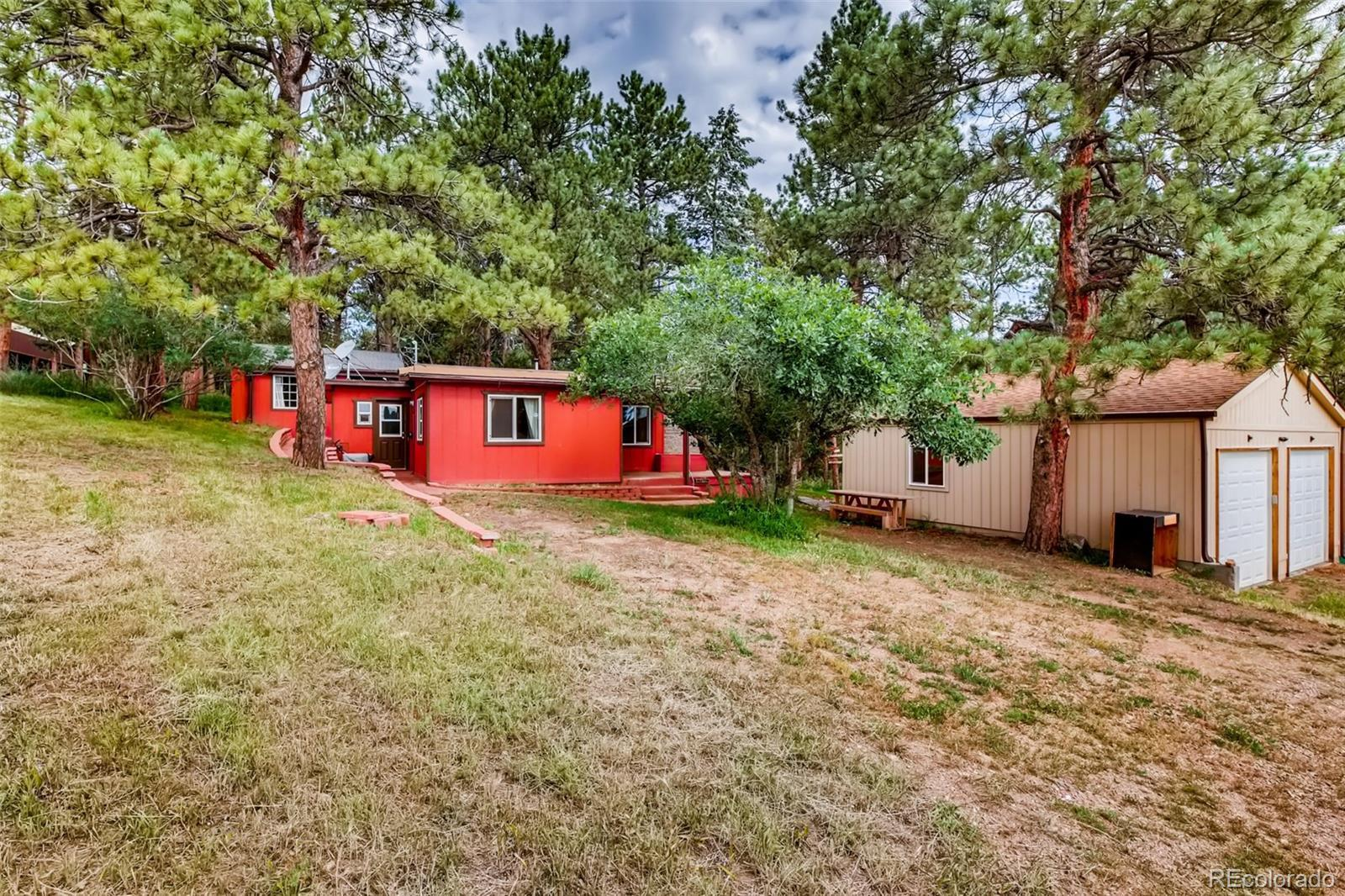6783 S Valley Drive, Morrison, CO 80465 - #: 8254018
