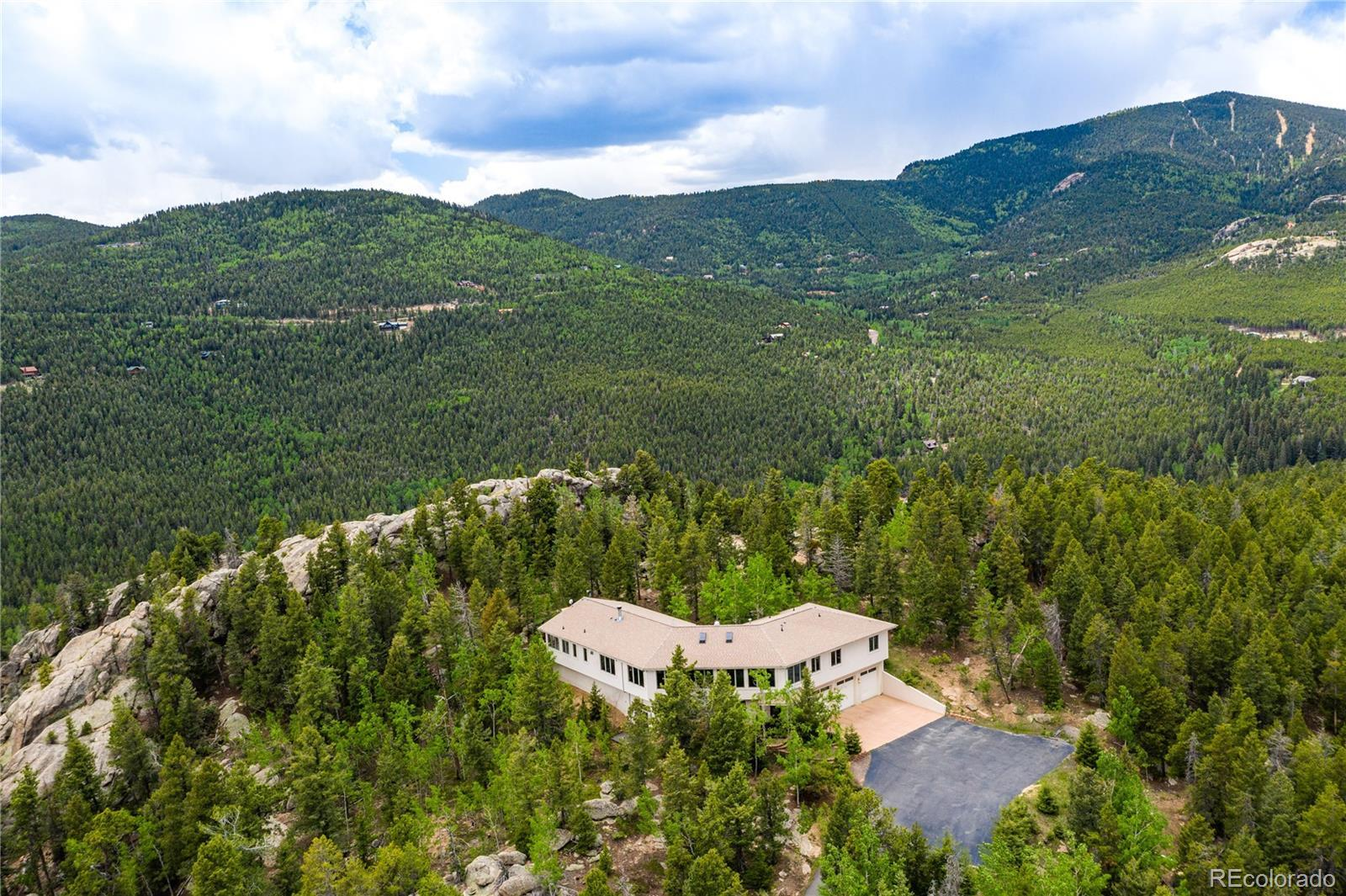 30671 Bearcat Trail, Conifer, CO 80433 - #: 5357020