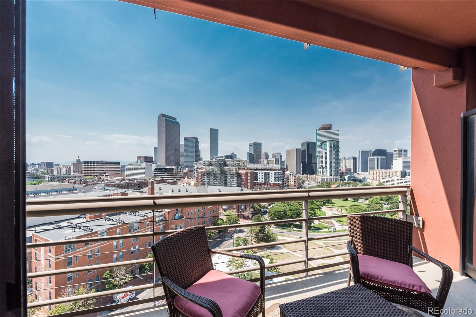 100 Park Avenue #1208, Denver, CO 80205 - MLS#: 2648023
