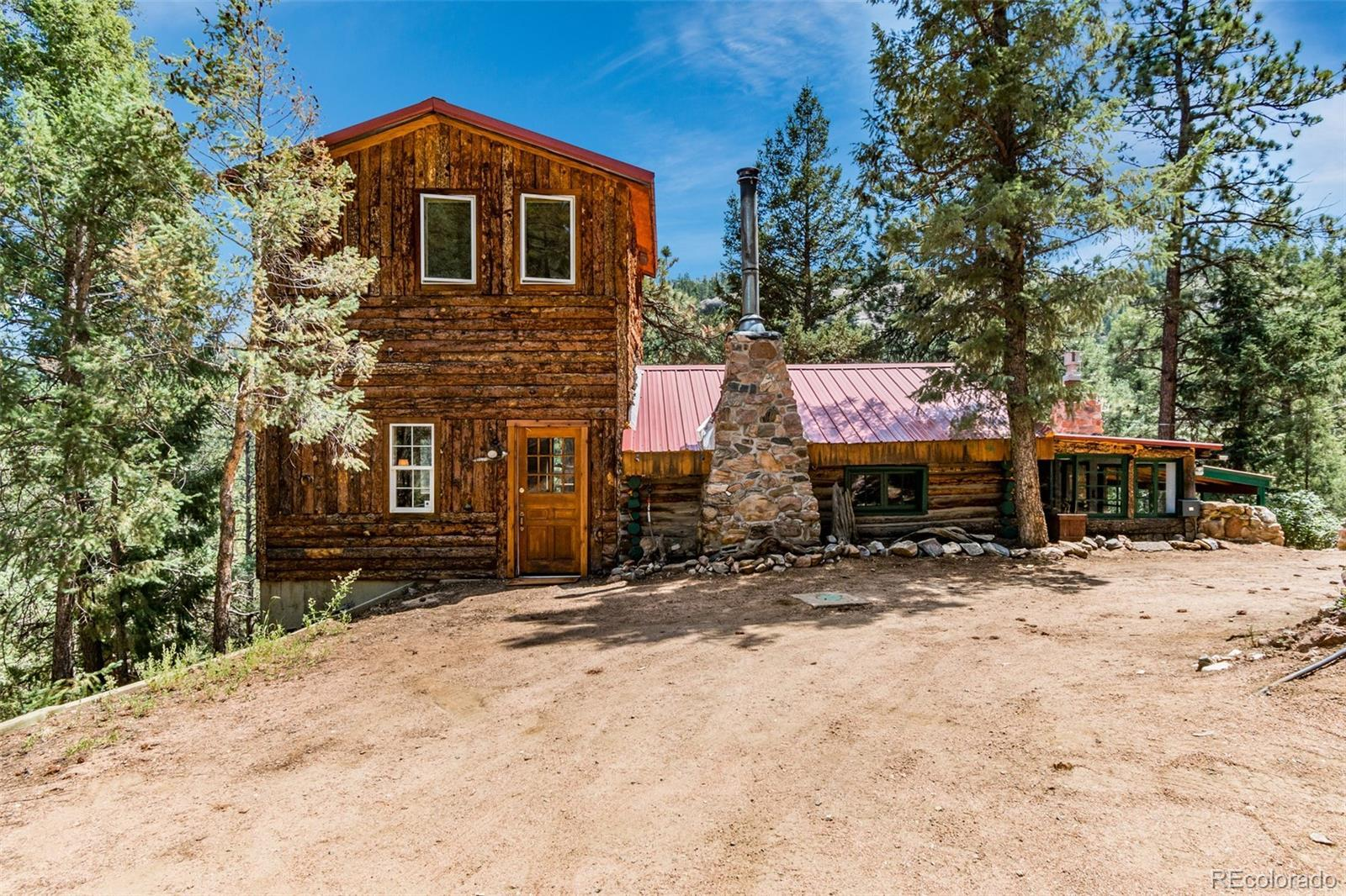 15948 Old Stagecoach Road, Pine, CO 80470 - #: 4326026