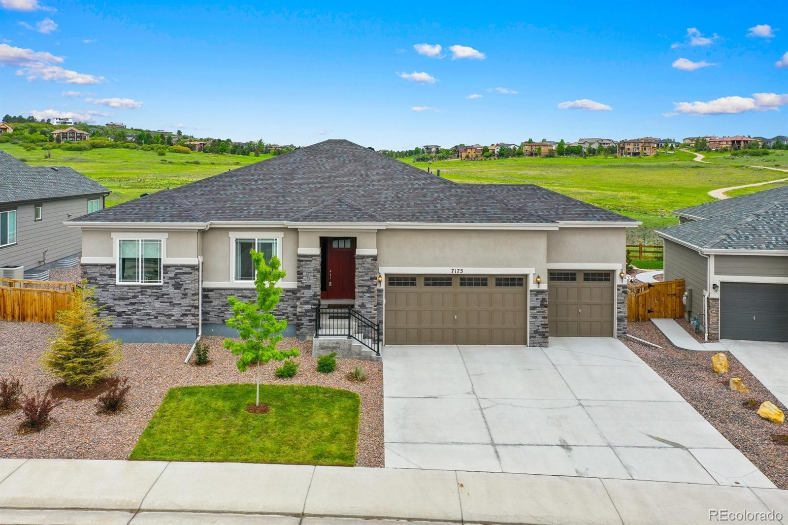 7175 Greenwater Circle, Castle Rock, CO 80108 - #: 4996026