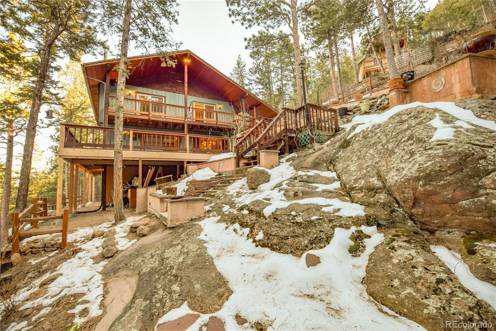97  Lookout Drive, Lyons, CO 80540 - #: 5226029