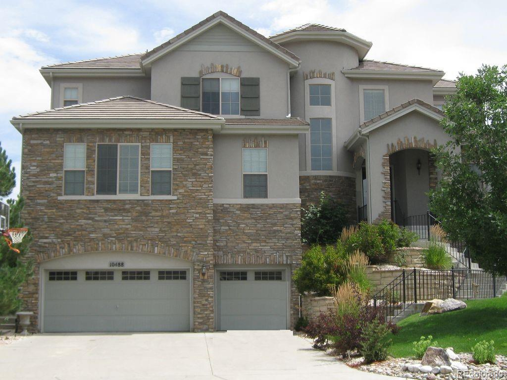 10488 Bluffmont Drive, Lone Tree, CO 80124 - #: 7773031