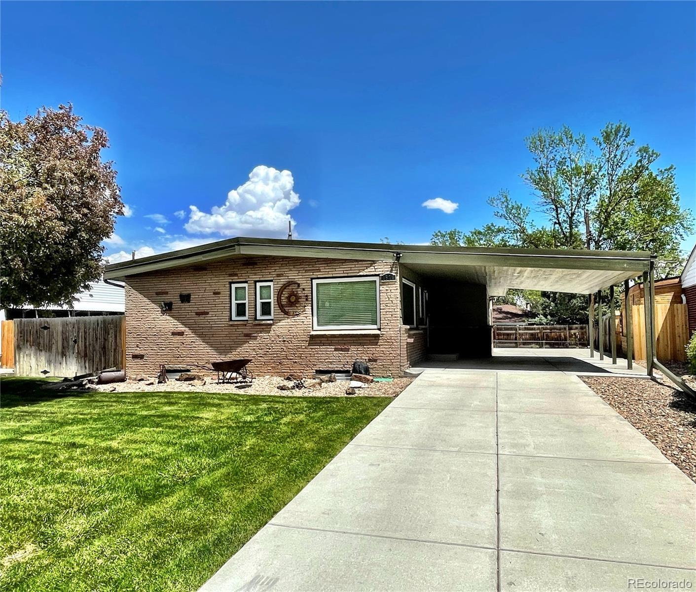 1570 S Chase Street, Lakewood, CO 80232 - #: 3356033